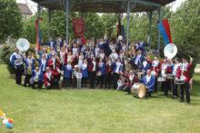 Concert avec Saint Léonard de Noblat, Alsace Limousin