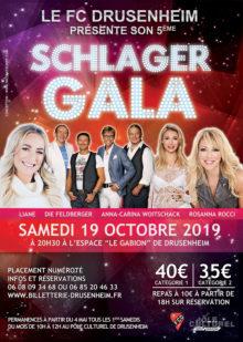 Schlagergala 2019 à Drusenheim