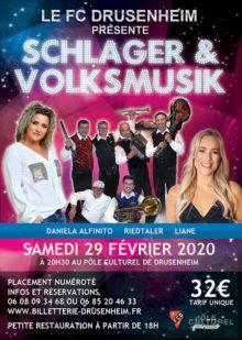 Schlager et Volksmusik à Drusenheim